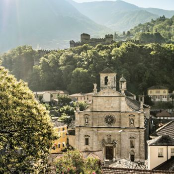 Guided tour of the city of Bellinzona and Castelgrande