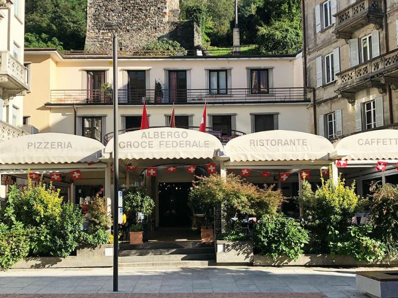 Image 0 - Hotel Croce Federale