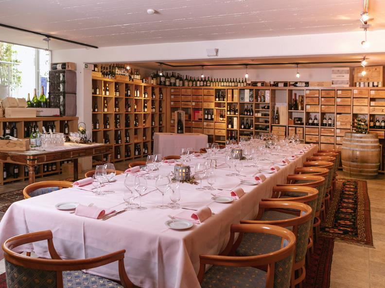 Image 6 - Hotel Conca Bella, Restaurant & Wine-bar