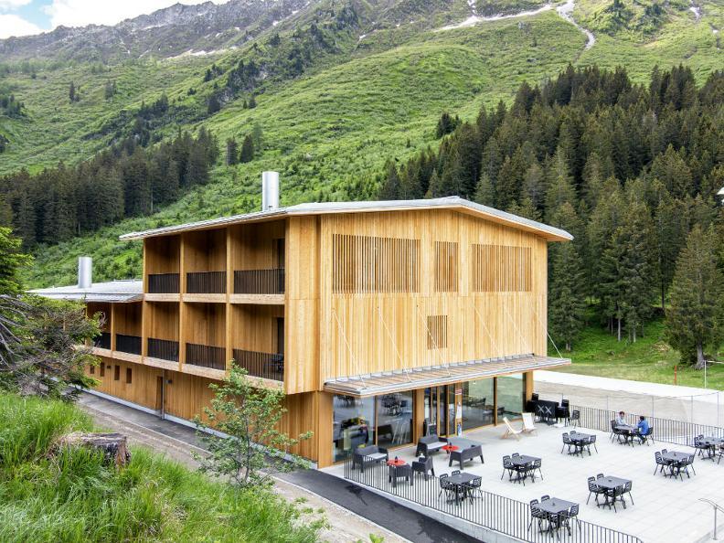 Image 1 - Campra Alpine Lodge & Spa