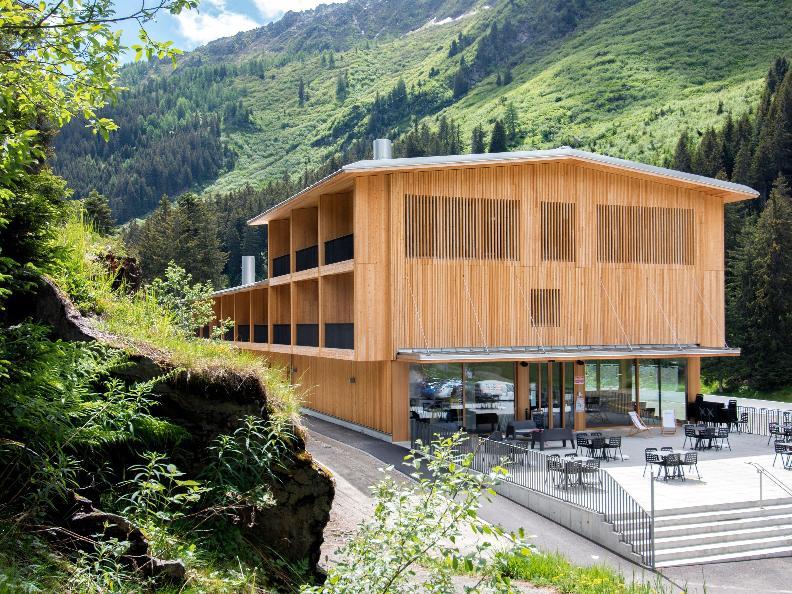 Image 4 - Campra Alpine Lodge & Spa