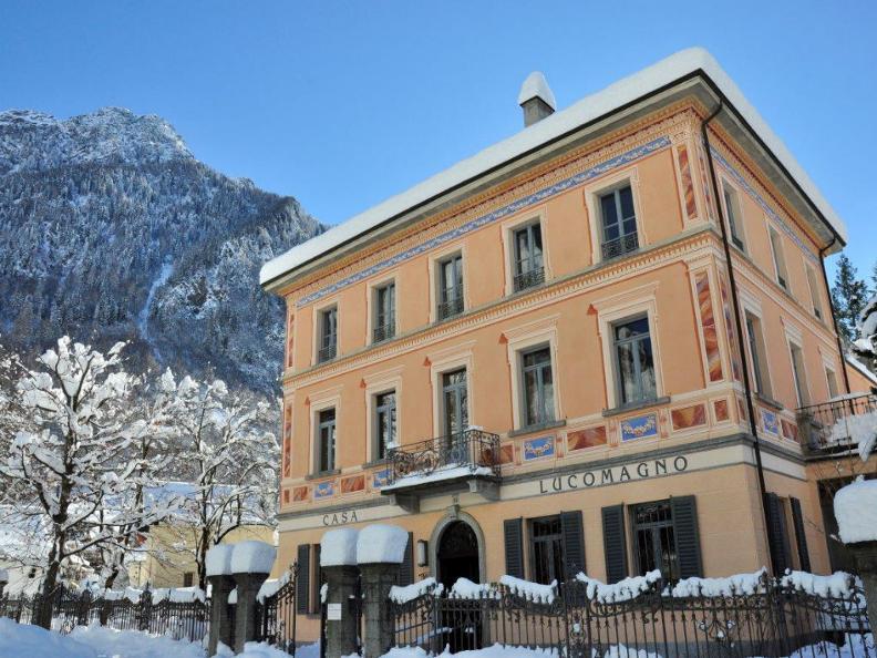 Image 6 - Casa Lucomagno