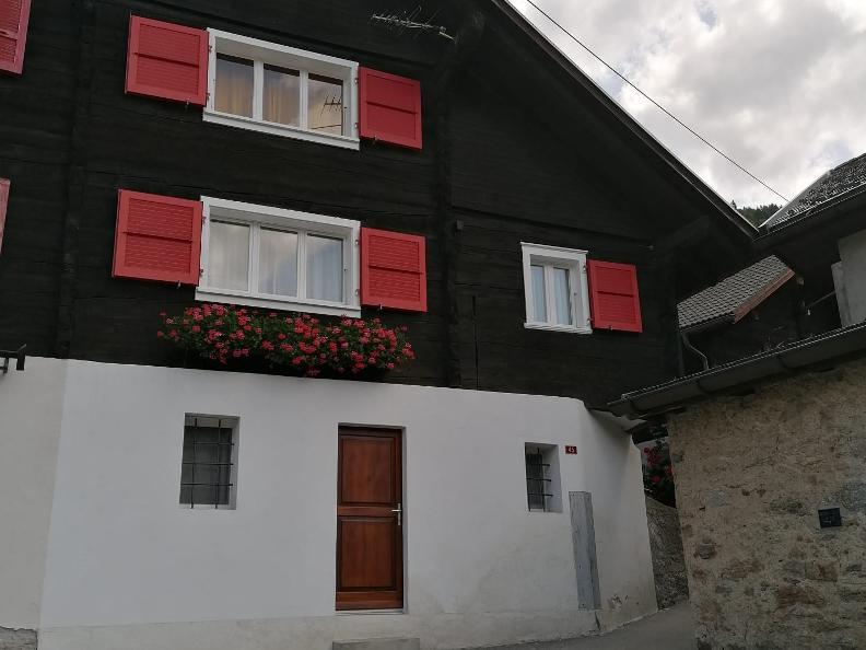 Image 1 - Casa di vacanza sguardo sulle alpi del Ticino