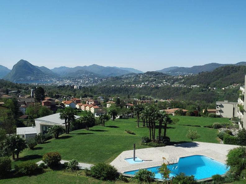 Image 1 - App. Residenza Cadro Panoramica