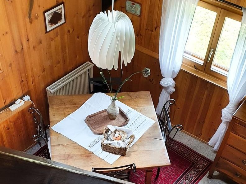 Image 16 - Tipico Chalet leventinese in un angolo di paradiso