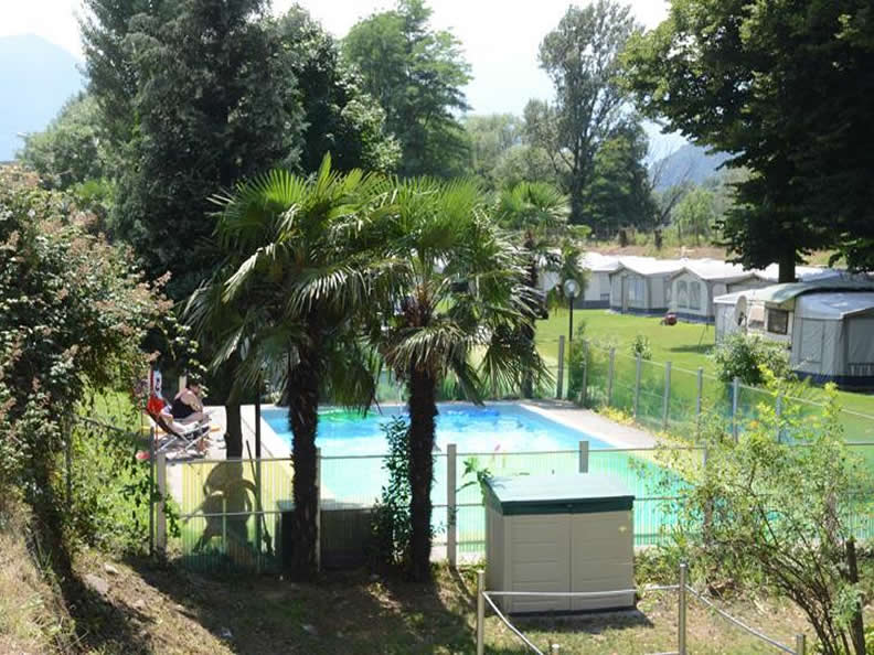 Image 6 - Camping Bellinzona