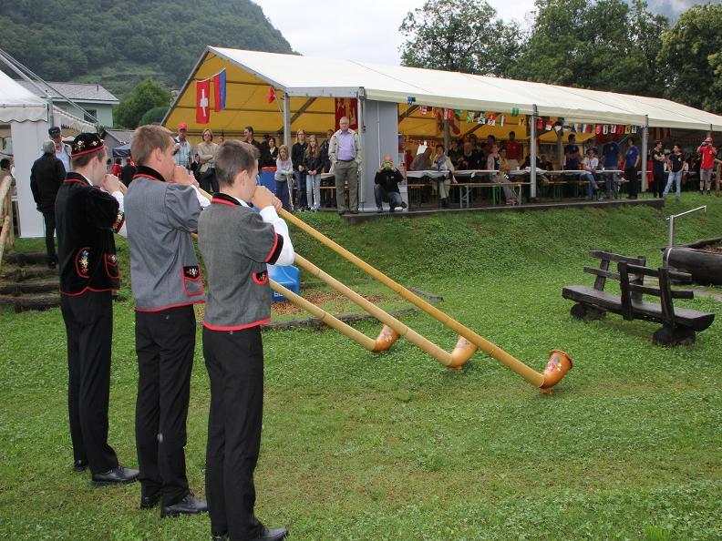 Image 0 - Festival di Musica Popolare Svizzera
