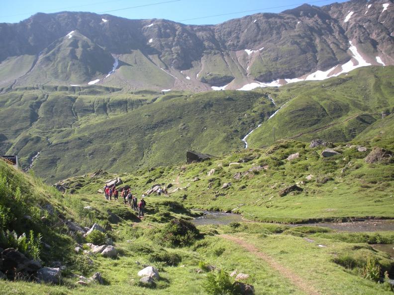 Image 1 - Mèngia e viègia i li èlp - Mangia e cammina sugli alpi