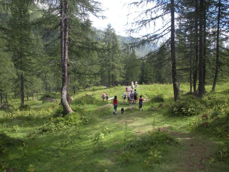 Image 3 - Mèngia e viègia i li èlp - Mangia e cammina sugli alpi
