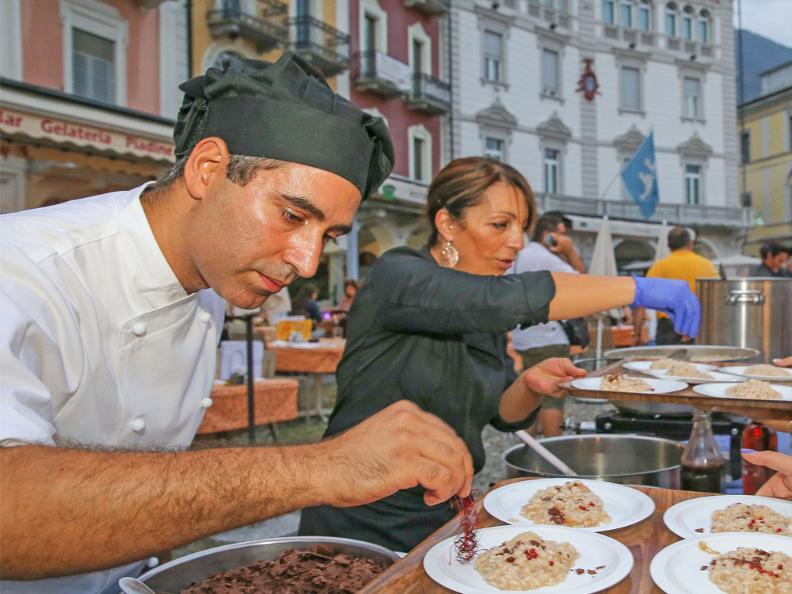 Image 2 - Caccia al risotto - rassegna gastronomica