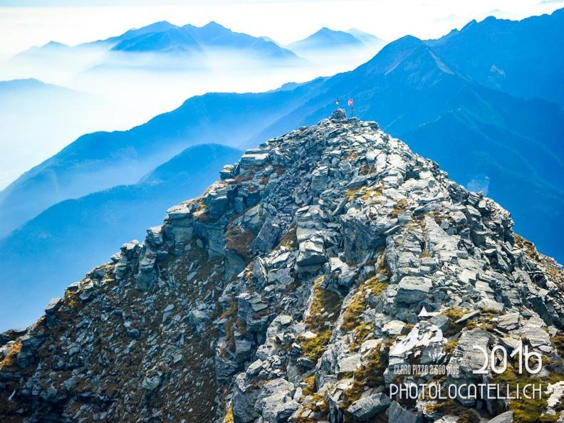 Image 0 - Claro - Pizzo mountain running
