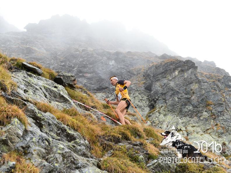 Image 1 - Claro - Pizzo mountain running