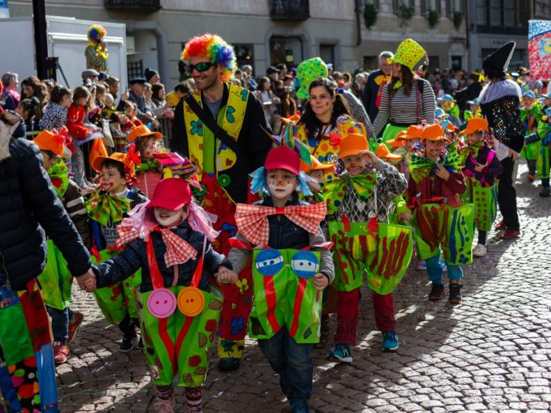 Image 2 - ANNULÉ: Rabadan - Carnaval à Bellinzona