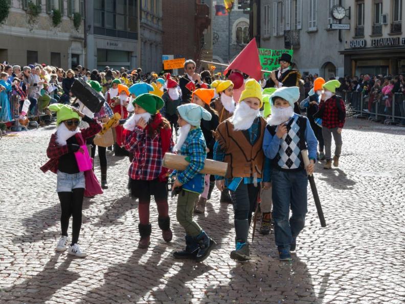 Image 3 - ANNULÉ: Rabadan - Carnaval à Bellinzona
