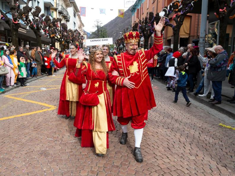 Image 1 - ANNULÉ: Rabadan - Carnaval à Bellinzona
