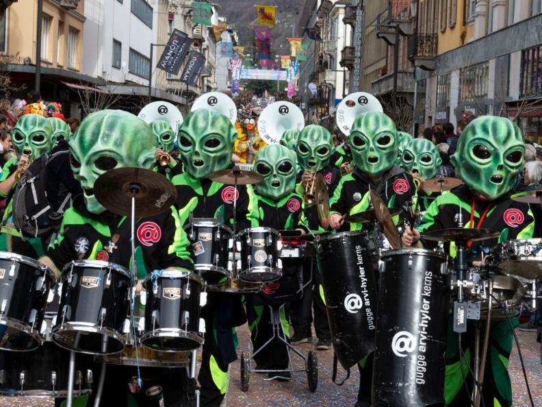 Image 5 - ANNULÉ: Rabadan - Carnaval à Bellinzona