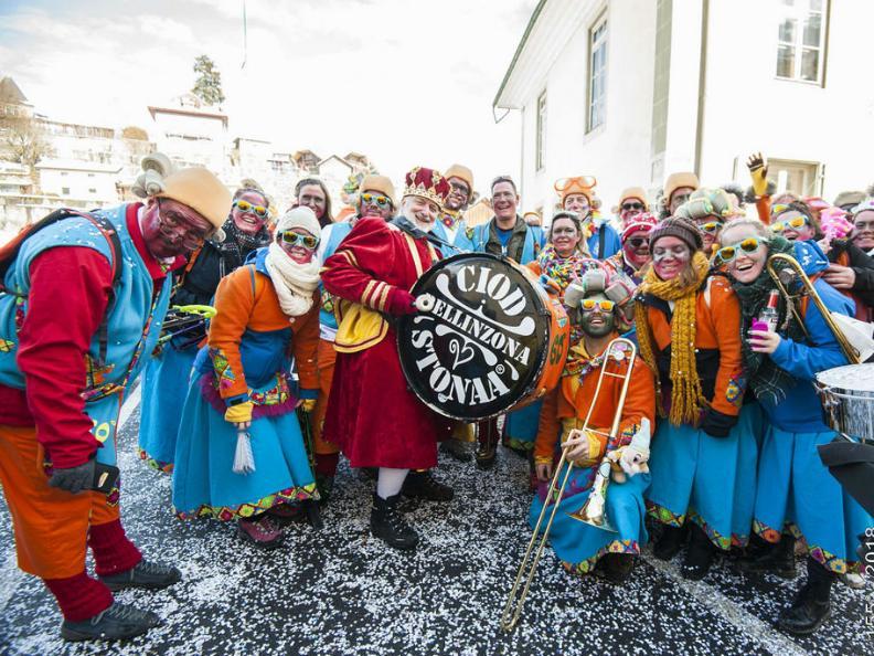 Image 9 - CANCELLED: Rabadan - Carnival in Bellinzona
