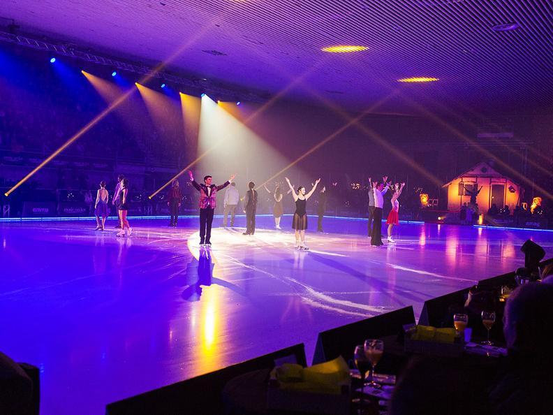 Image 0 - ANNULLATO: Music On Ice