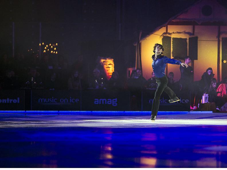 Image 3 - ANNULLATO: Music On Ice