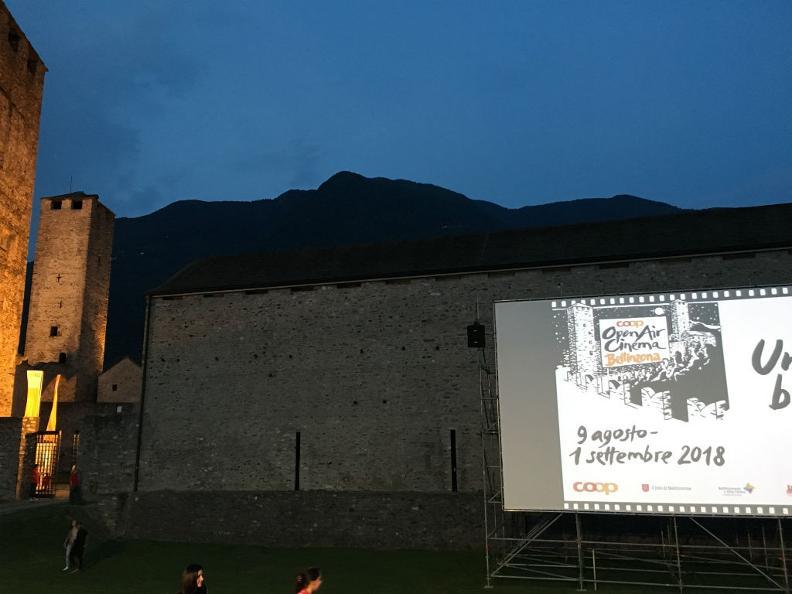 Image 2 - Cinema Openair Castelgrande 2019