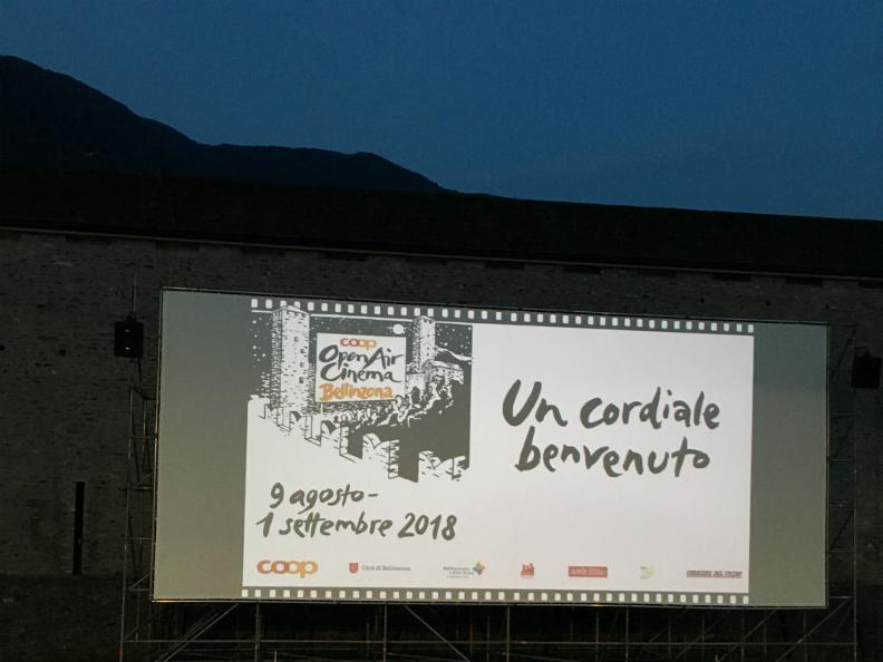 Image 1 - Cinema Openair Castelgrande 2019