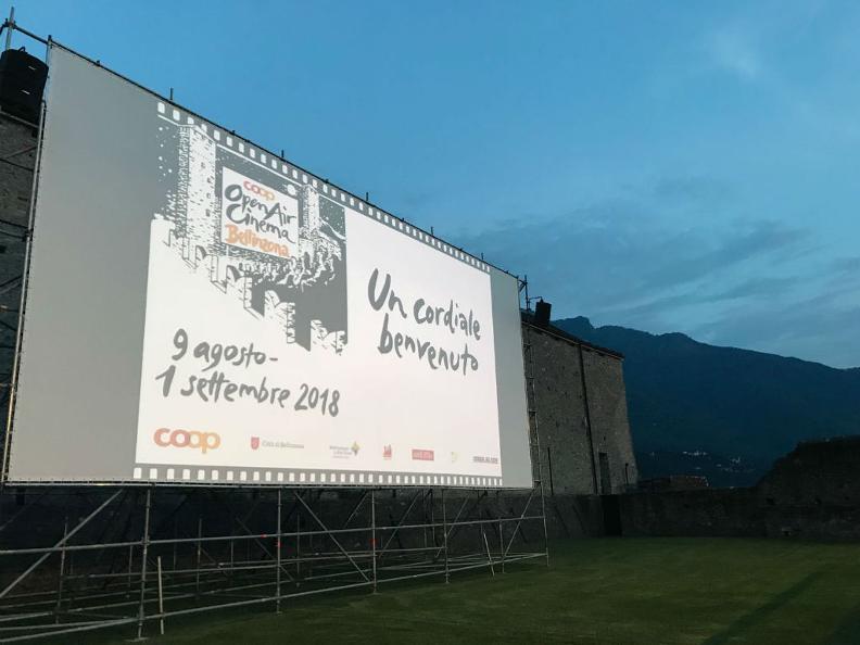 Image 3 - Cinema Openair Castelgrande 2019