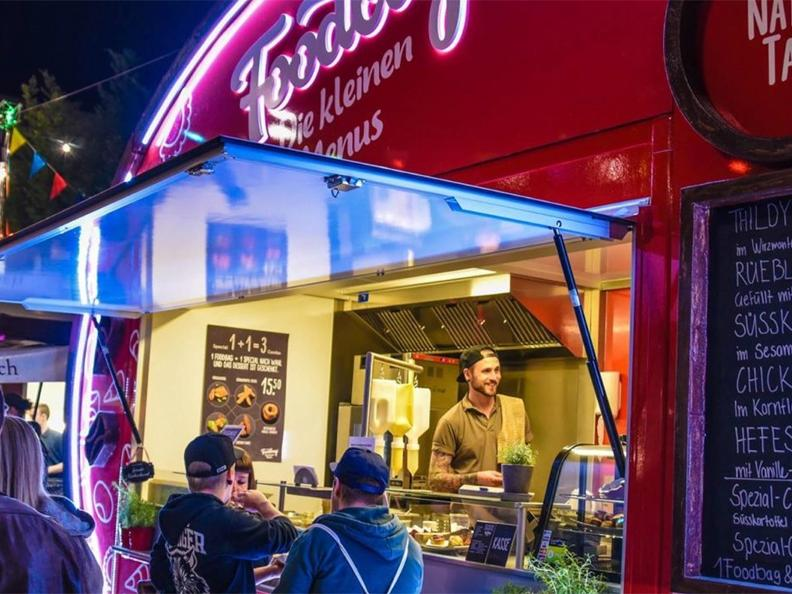 Image 0 - ANNULLATO: 4. Street Food Festival Bellinzona