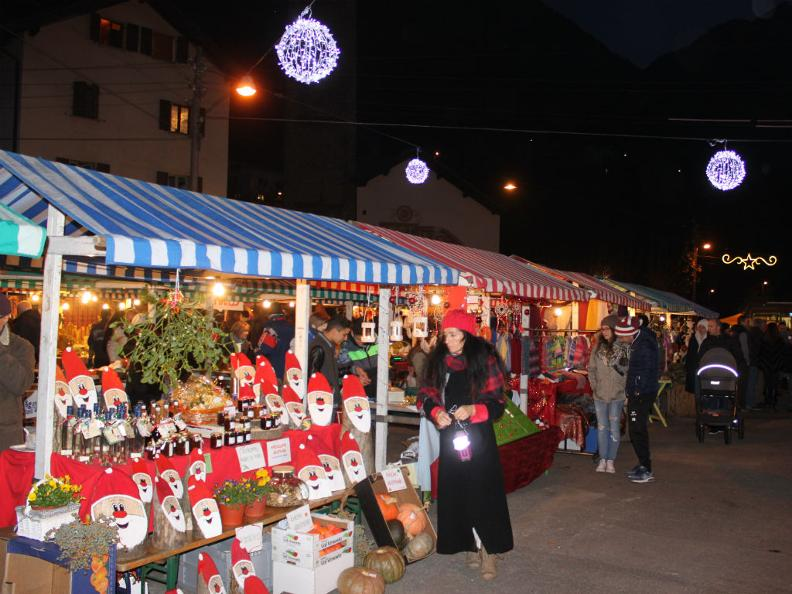 Image 1 - Christmas Market of Malvaglia
