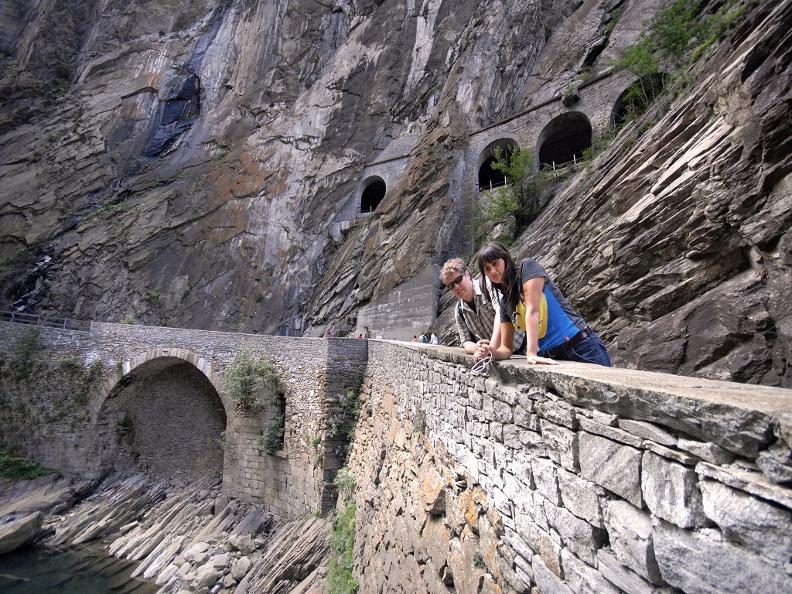 Image 1 - Festa inaugurazione lavori restauro Gola del Piottino