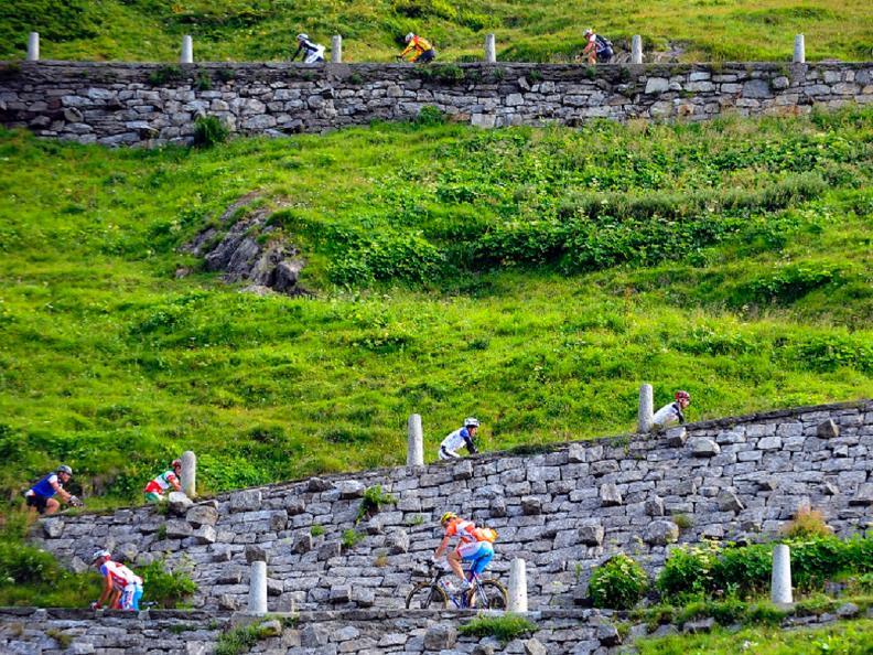 Image 2 - Tappa Tour de Suisse - Passo San Gottardo