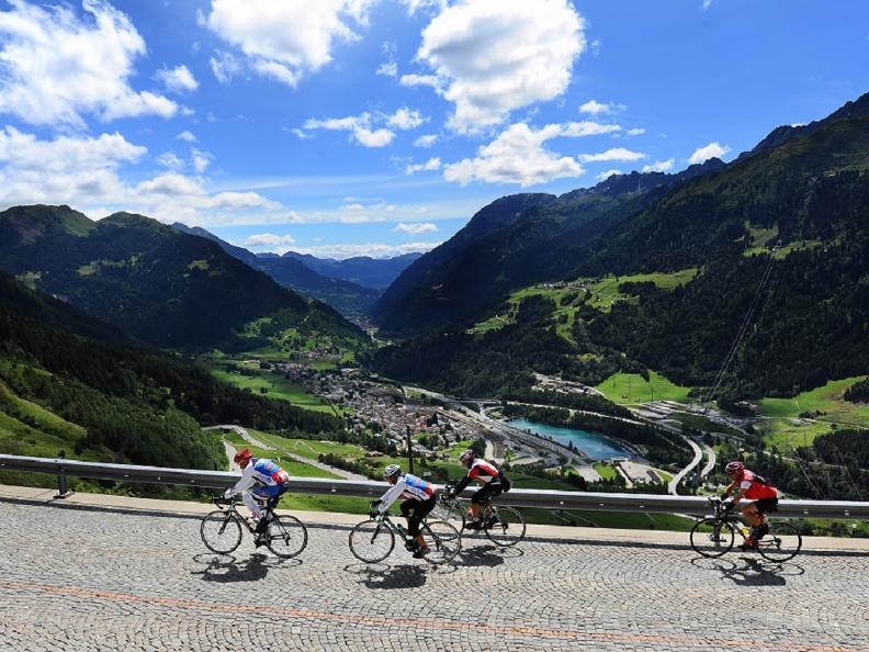 Image 0 - Tappa Tour de Suisse - Passo San Gottardo