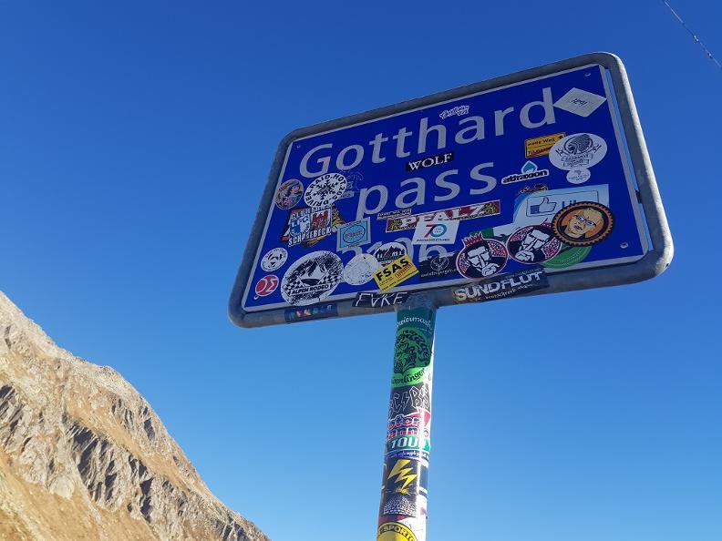 Image 8 - Tappa Tour de Suisse - Passo San Gottardo
