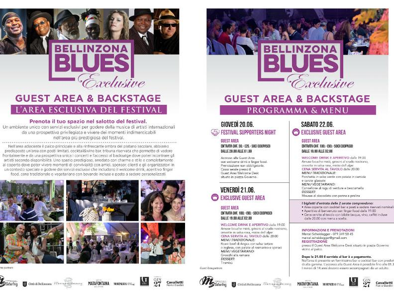Image 6 - Bellinzona Blues Festival 2020