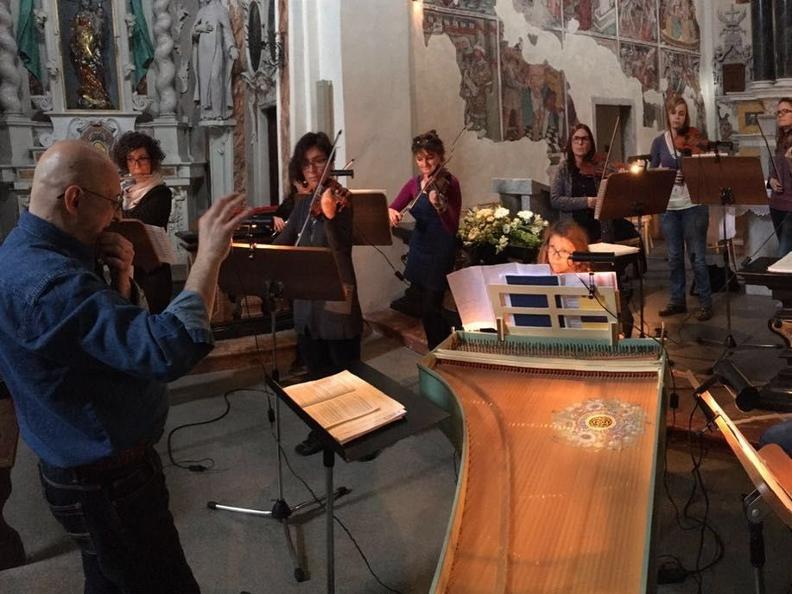 Image 2 - Trio Solistico Femminile - Orchestra da Camera Arrigo Galassi