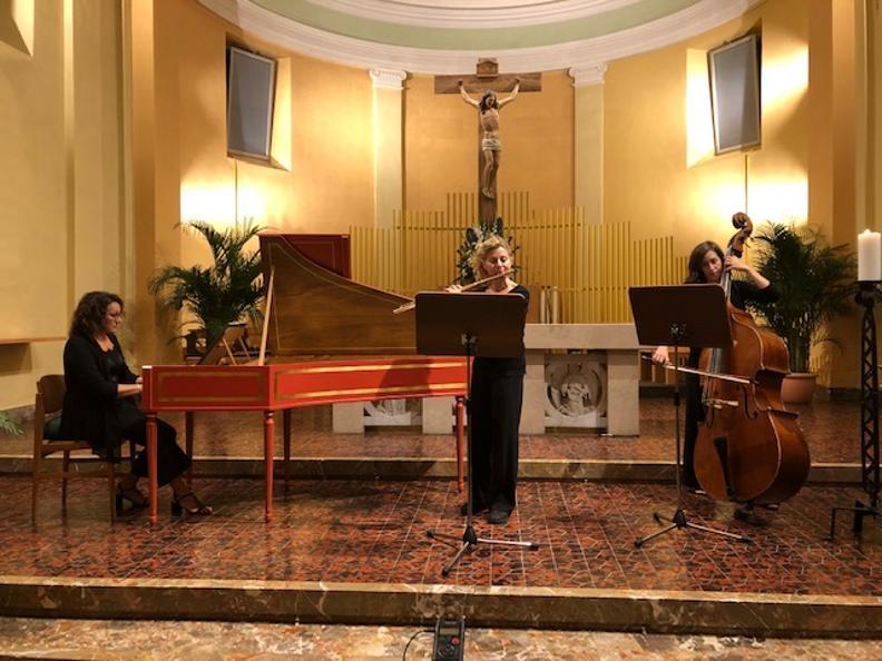 Image 1 - Trio Solistico Femminile - Orchestra da Camera Arrigo Galassi