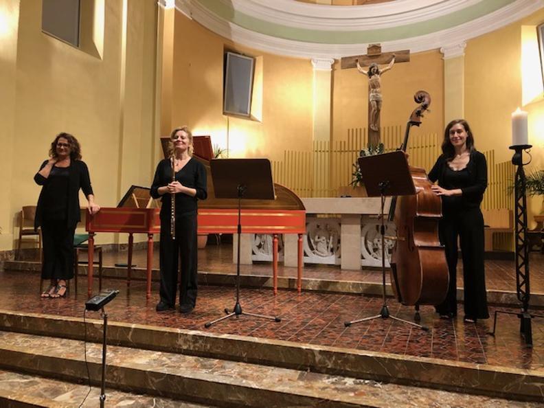 Image 0 - Trio Solistico Femminile - Orchestra da Camera Arrigo Galassi