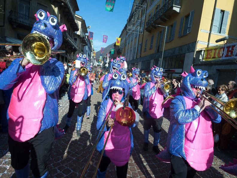 Image 10 - ANNULÉ: Rabadan - Carnaval à Bellinzona