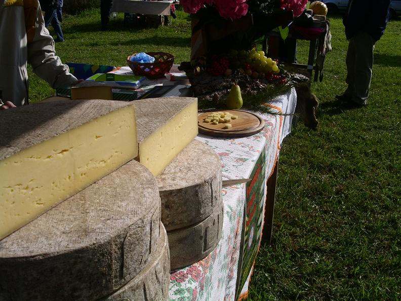 Image 7 - Journée agricole et foire des fromages de la Léventine