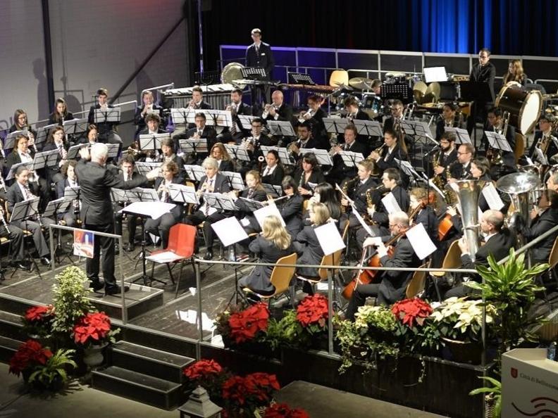 Image 0 - ANNULLATO: Concerto di gala della civica filarmonica di Bellinzona