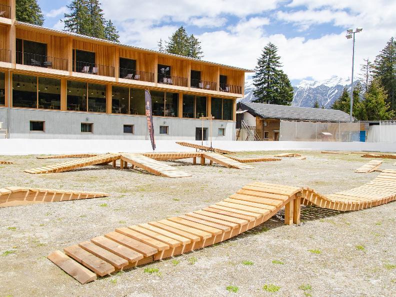 Image 0 - Campra Alpine Bike Park