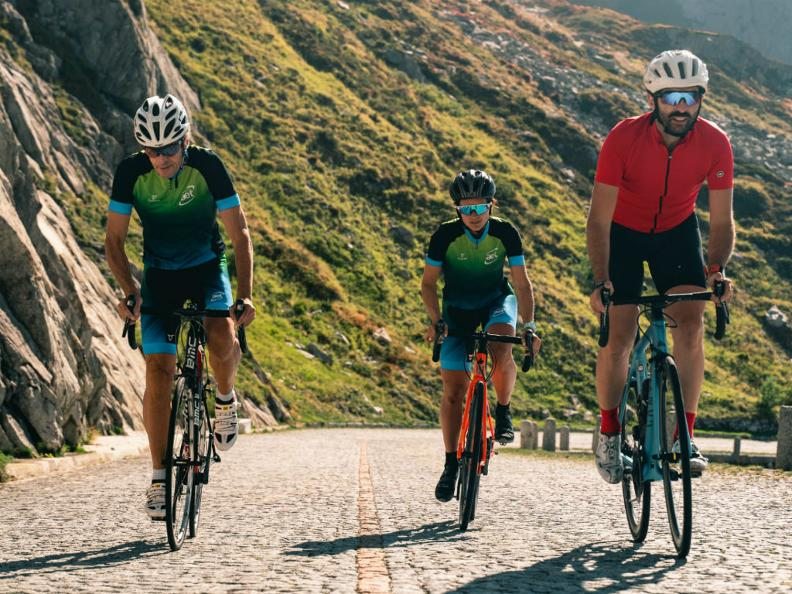 Image 1 - Cycling the Alps