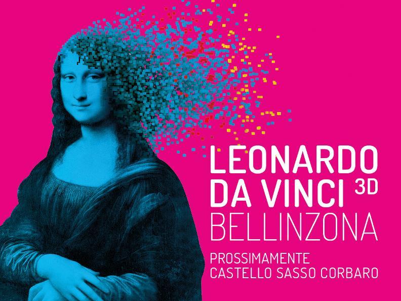 Image 0 - POSTPONED: Exhibition - Leonardo Da Vinci 3D
