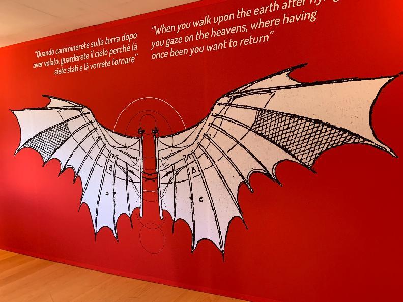 Image 3 - Exposition - Leonardo Da Vinci 3D