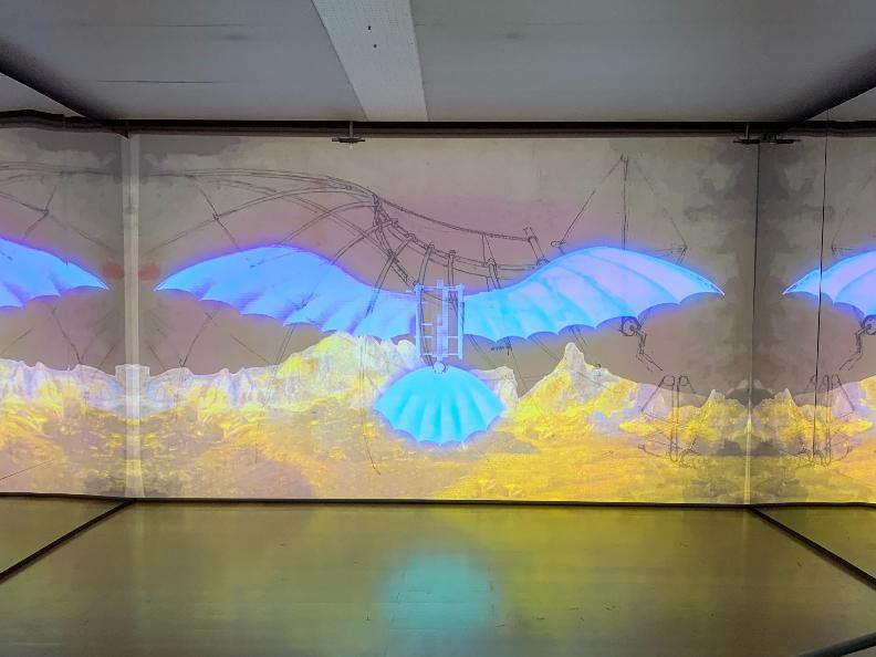 Image 5 - Exposition - Leonardo Da Vinci 3D