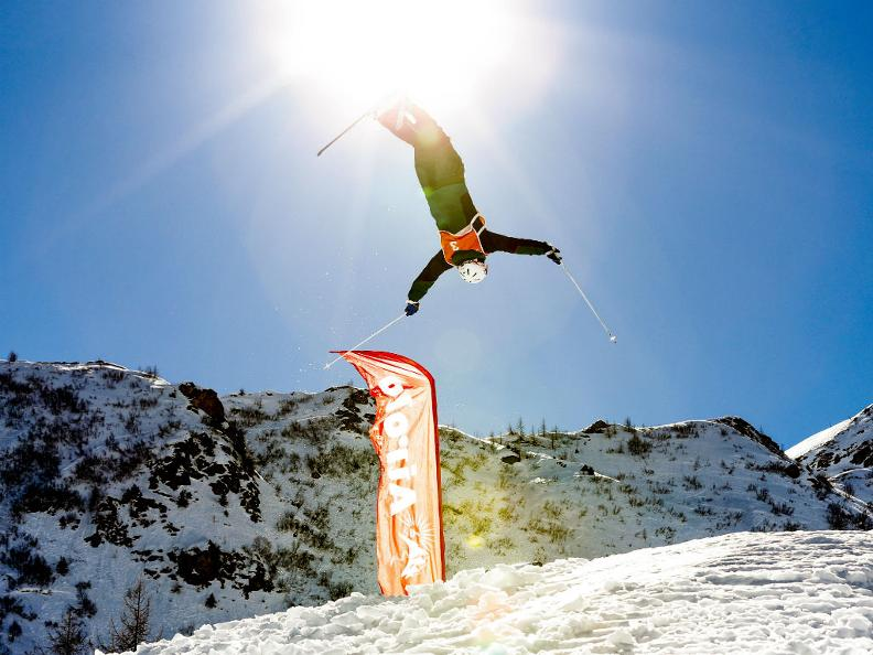 Image 0 - FIS Europa Cup Freestyle
