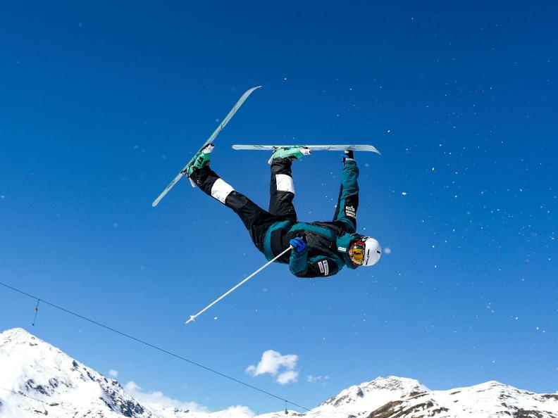 Image 0 - FIS Europa Cup Freestyle - Aerials