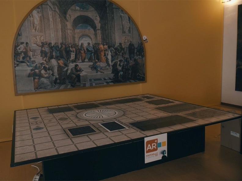Image 3 - Raffaello 3D - Der Göttliche