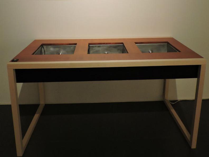 Image 6 - Exhibition at Castelgrande - Vedere con le mani