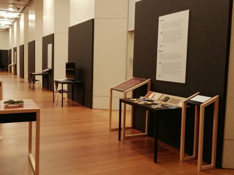 Image 4 - Exhibition at Castelgrande - Vedere con le mani