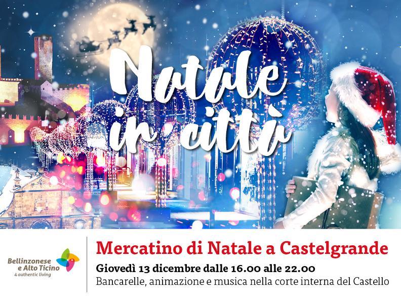 Image 5 - Marché de Noël à Castelgrande